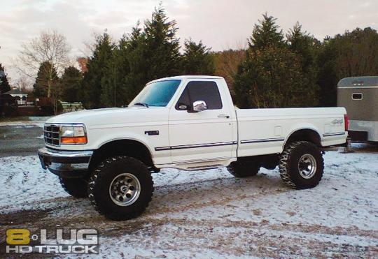 1997 Ford F-350 Photo 1