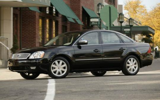 2005 Ford Five Hundred Photo 1