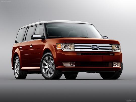 2009 Ford Flex Photo 1