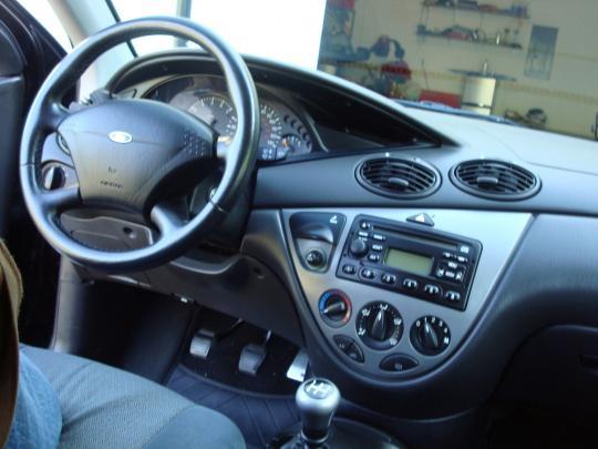 2000 Ford Focus Vin 3fafp3131yr183488 2002 Se Wagon 20 Liter Dohc 16valve Zetec 4 Cylinder