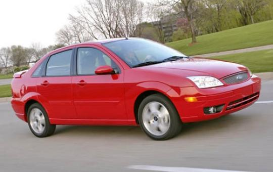 2005 Ford Focus exterior