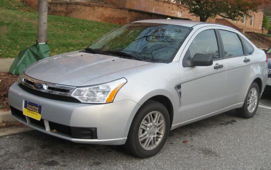 2008 Ford Focus Photo 1