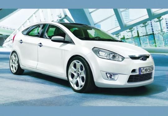 2009 Ford Focus Photo 1