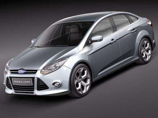 2011 Ford Focus Photo 1