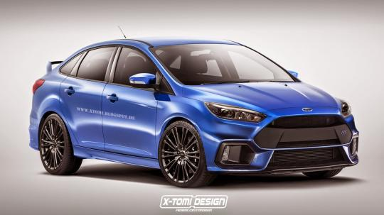 2016 Ford Focus Photo 1