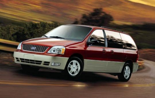 2004 Ford Freestar exterior