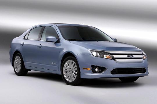 2010 Ford Fusion Hybrid Photo 1