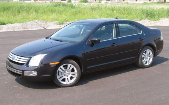 ford fusion recall 2008