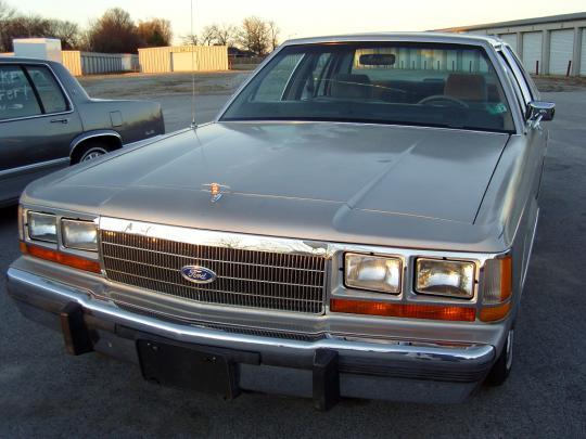 1990 Ford Ltd Crown Victoria Vin 2facp74f6lx175221 1970 Photos Videos