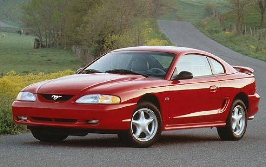 1996 Ford Mustang exterior