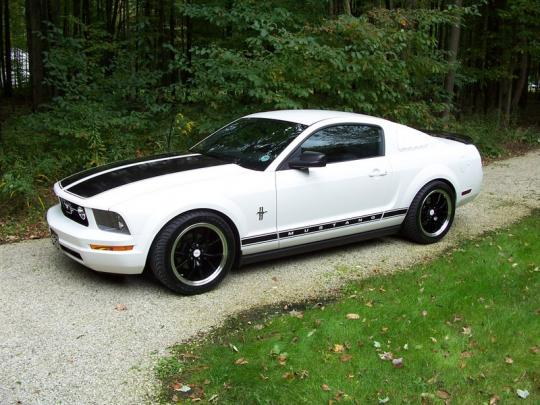 2006 ford mustang vin 1zvht85h965100470. Black Bedroom Furniture Sets. Home Design Ideas