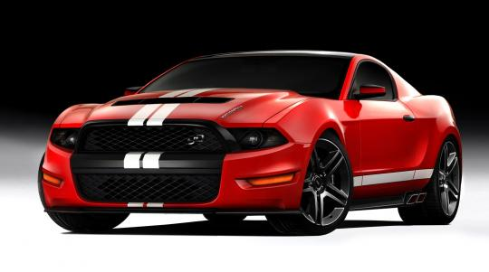 2014 Ford Mustang Photo 1