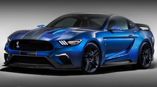 2017 Ford Mustang Photo 1