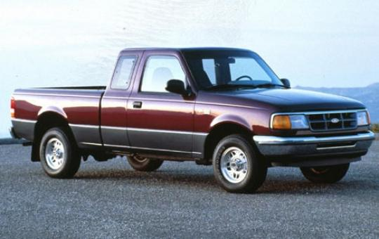 1994 ford ranger manual locking hubs