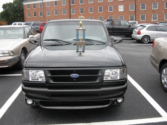 on 1995 Ford Ranger Engine Size