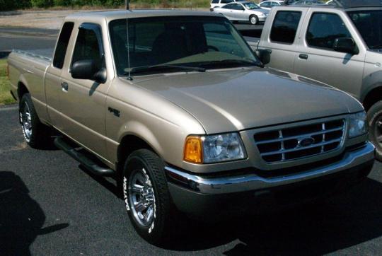 2002 Ford Ranger Photo 1