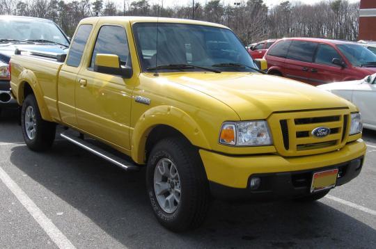 2007 Ford Ranger Photo 1