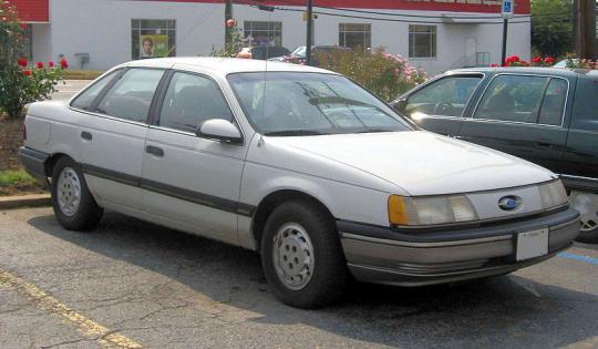 1990 Ford Taurus Vin 1facp54y6la152651 Autodetective Com