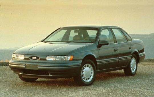 1993 Ford Taurus exterior