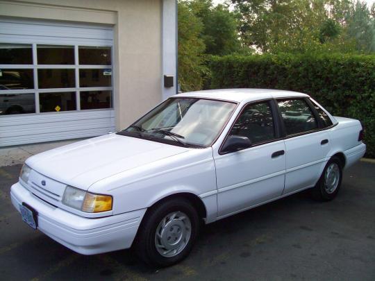 1993 Ford Tempo Vin 1facp31x6pk192941 Autodetective Com