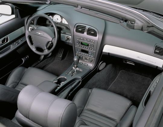 2003 Ford Thunderbird Floor Mats