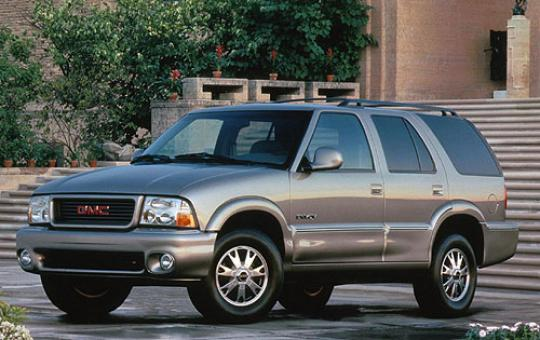 2001 gmc envoy recalls