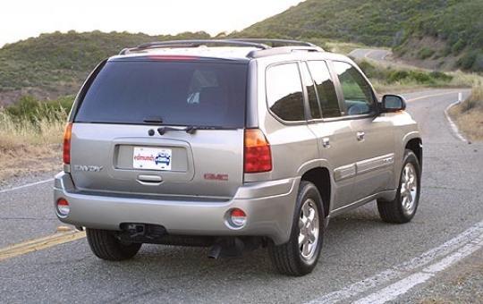 2007 GMC Envoy - VIN: 1GKDS13S372233436 - AutoDetective.com