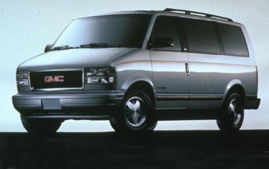 1995 GMC Safari exterior
