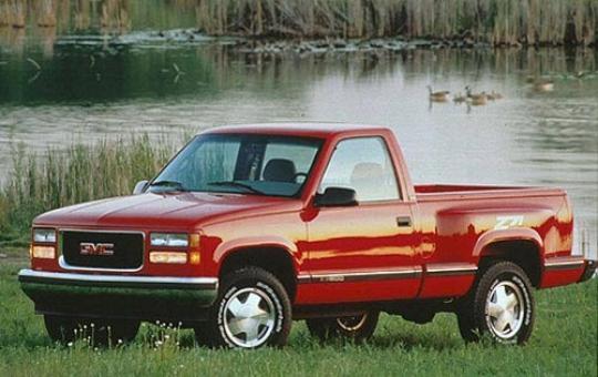 1995 Gmc Sierra 1500 Vin 1gtek14k8sz507924 Autodetective Com