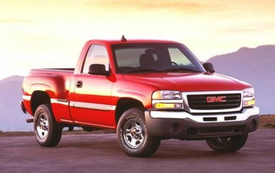 2003 GMC Sierra 1500 Photo 1