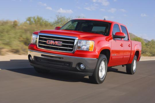 2013 GMC Sierra 1500 Photo 1