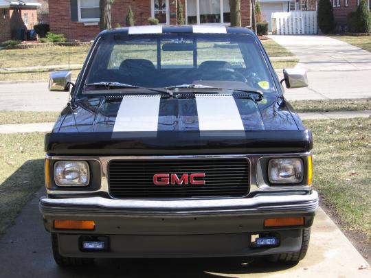1992 gmc sonoma vin 1gtcs19z2n8515797 for Motor city gmc service department