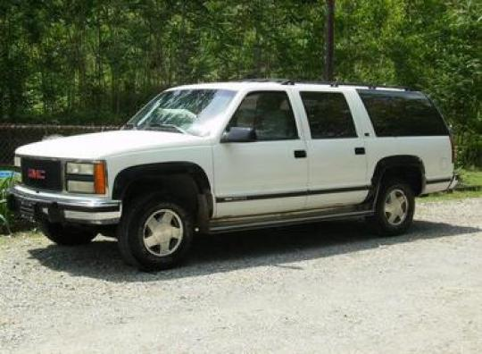 1992 Gmc Suburban For Sale ▷ Used Cars On Buysellsearch