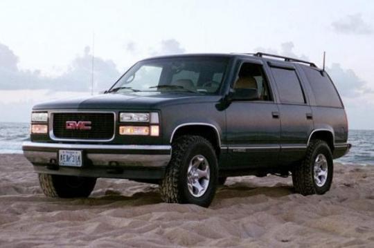 1995 GMC Yukon Photo 1