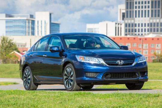 2015 Honda Accord Hybrid Photo 1