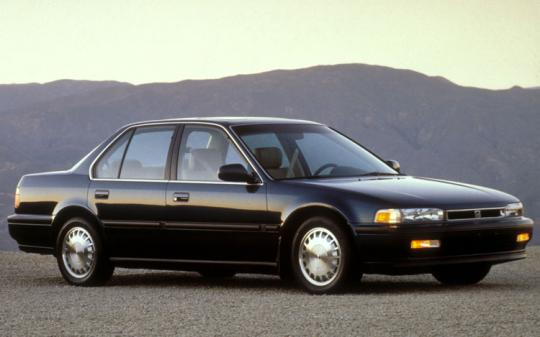 1991 Honda Accord Photo 1