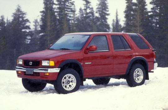 1996 Honda Accord Photo 1