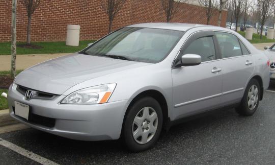 2003 Honda Accord Lx >> 2003 Honda Accord Vin Check Specs Recalls Autodetective