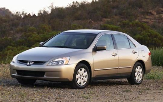 2004 Honda Accord Photo 1