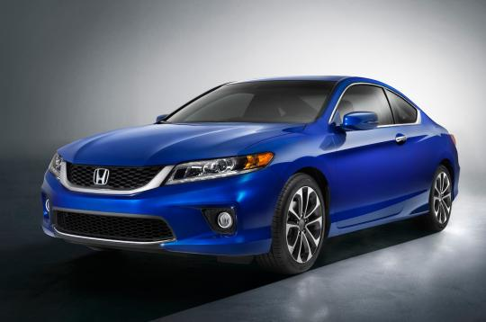 2013 Honda Accord Photo 1