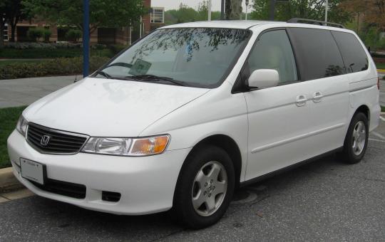 1998 Honda Civic Photo 1