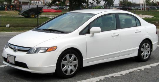 2010 Honda Civic Photo 1