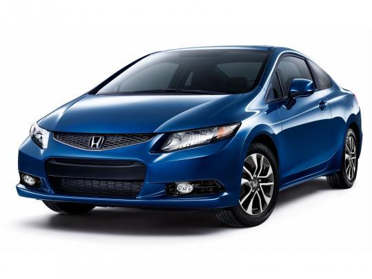 2012 Honda Civic Photo 1