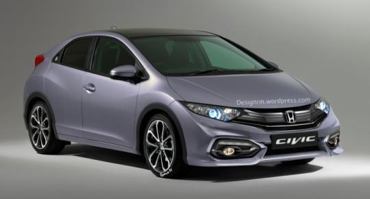 2015 Honda Civic Photo 1