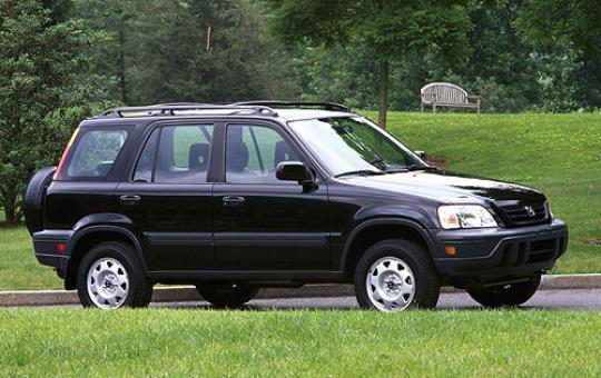1997 Honda Cr V Vin Jhlrd1845vc043525