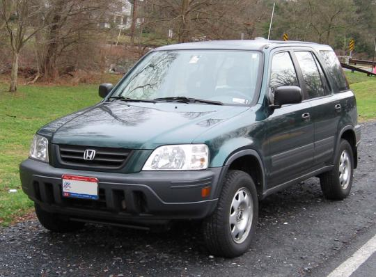 1997 Honda CR-V Photo 1