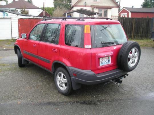 2000 Honda CR V VIN JHLRD1873YC037043