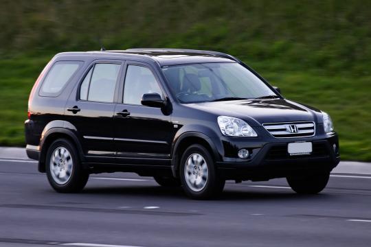 2005 Honda CR-V Photo 1