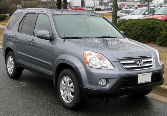 2006 Honda CR-V Photo 1