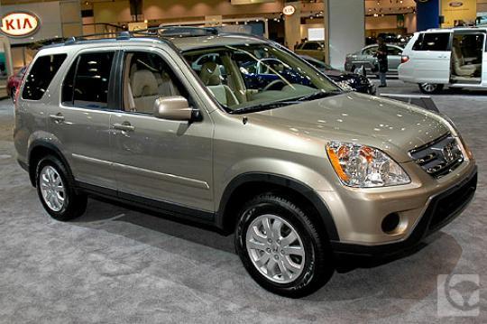Cr V Cars For Sale In Nigeria